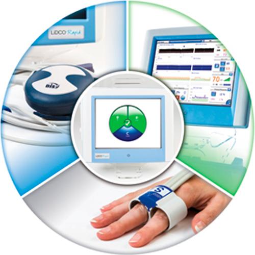 LiDCO Rapid V2 con Software UNITY
